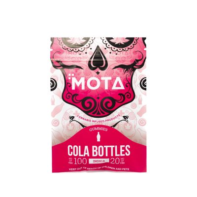 Buy MOTA Indica Cola Bottles Online Green Society