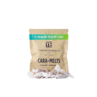 Buy Twisted Extracts Cara-Melts Online Green Society