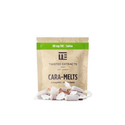 Buy Twisted Extracts Sativa Cara-Melts Online Green Society