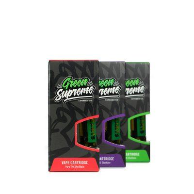 Buy Green Supreme Vape Carts Online Green Society