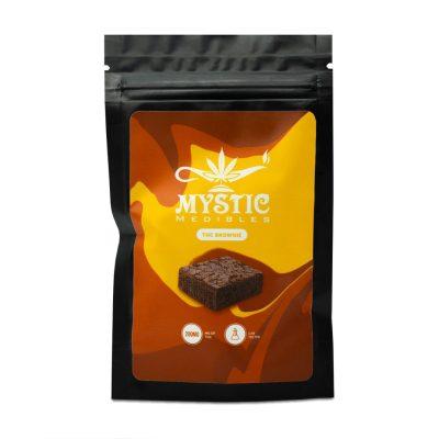 Buy Mystic Medibles THC Brownies Online Green Society