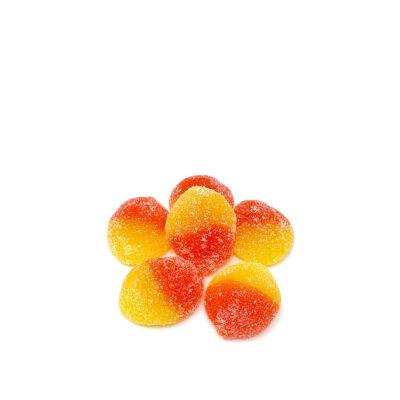 Buy Ripped Edibles THC Peach Gummies Online Green Society