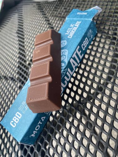 MOTA Infused Chocolate Bars photo review