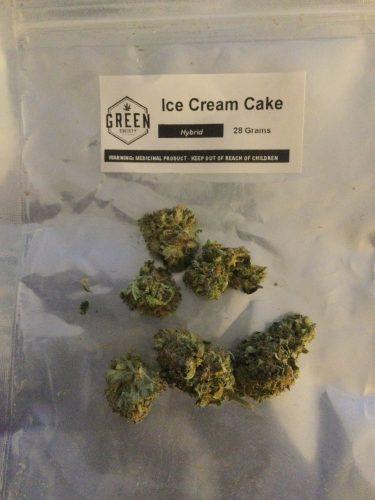 Ice Cream Cake photo review