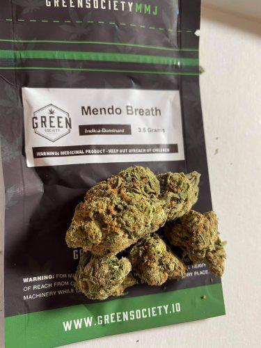 Mendo Breath photo review